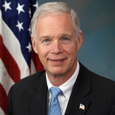 Senator Ron Johnson, Chairman at The Senate Committee on Homeland Security and Governmental Affairs