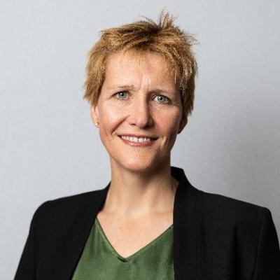 Angela Mischnik, Global Vice President of Human Resources at Webfleet Solutions (TomTom)