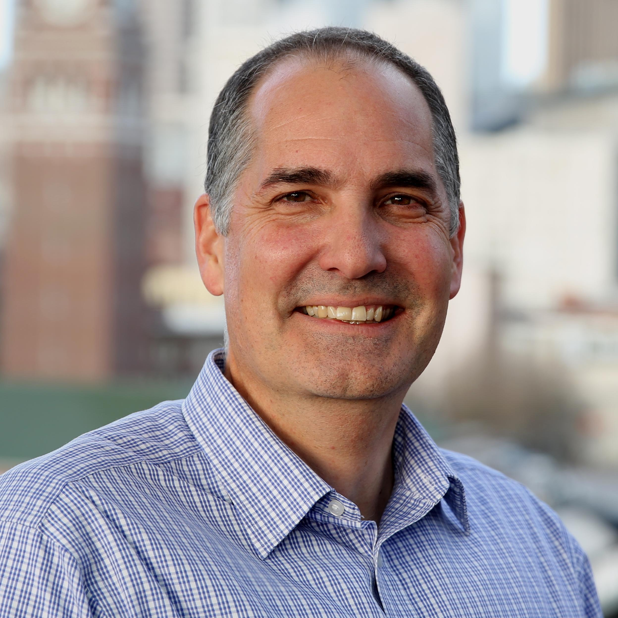 John Rynn, Vice President of Business Development at Globys