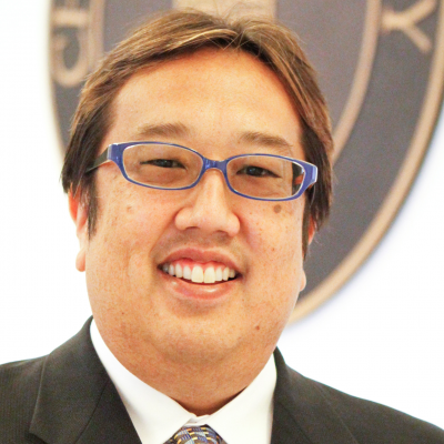 Ken Murai, Director of Campus Design at Chapman University