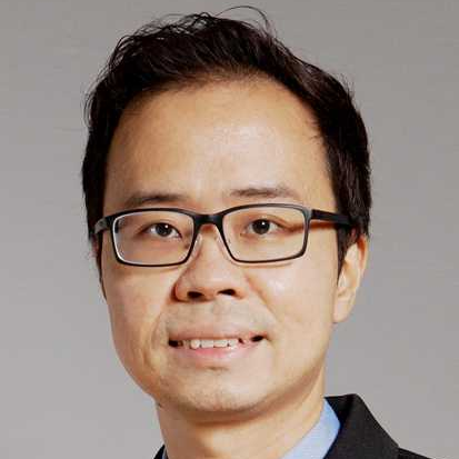 Dr. Steve Kardinal Jusuf, Assistant Professor at Singapore Institute of Technology