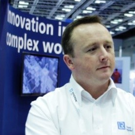 Peter Richards, Global Director – Marketing & Communications at Protolabs