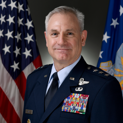 Lieutenant General Timothy G. Fay, Deputy Chief of Staff for Strategy, Integration and Requirements at USAF