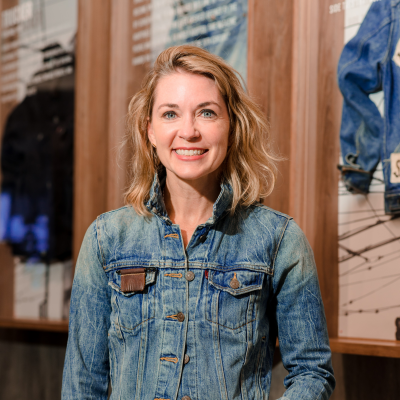 Karen Riley Grant, Chief Marketing Officer, Asia, MEA & ANZ at Levi Strauss & Co.