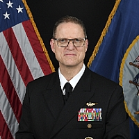 Rear Admiral Michael A. Wettlaufer