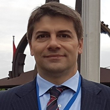 Giuseppe Nobile, Head of Geospatial Section at NATO International Military Staff