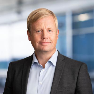 Johan Korssell, Head of Retail at ATG