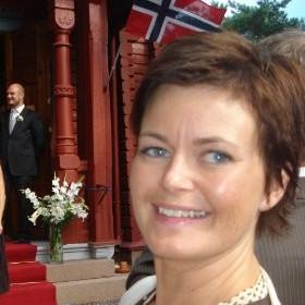 Kariann Sandvik, VP Supply Chain at Inmarsat