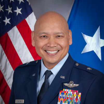 Brigadier General Jimmy R. Canlas
