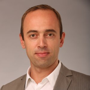 Gaetan Fournier, VP Supply Chain at Octapharma