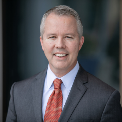 Tom Laymon, SVP, Chief of Care Delivery Operations at Atrium Health