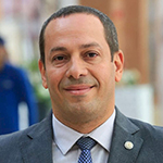Mohammed Saed, GM Malls and Operations at Talaat Mostafa Group, Egypt