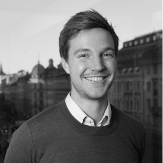 Kristian Ek, Head of Marketing Nordics at Mister Spex