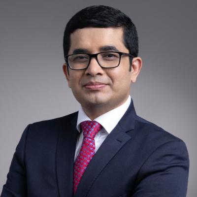 Dr Kumud Bordoloi, Chief Underwriting Officer (Health) & Health Business Partner – Life at AXA Hong Kong