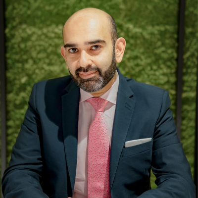 Taiyab Ghafoor, Group Director - Organised Retail at Axiom Telecom