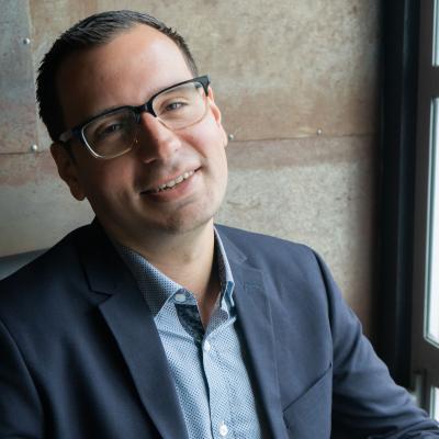 Michael Badolato, Program Administrator, Advertising & Social Engagement at Alcatraz Cruises