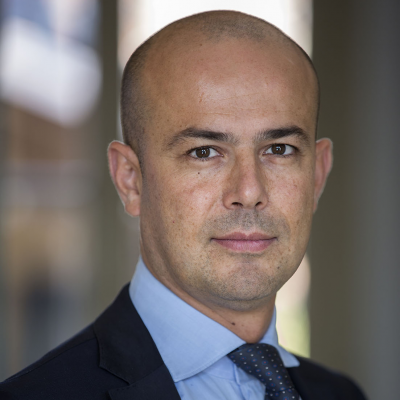 Enrico Massignani, Head of Risk at Generali Group Investment Asset & Wealth Management