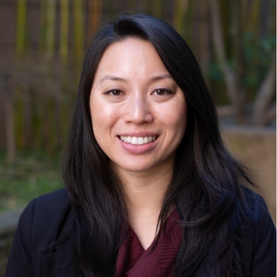Melody Lau, Design & Innovation Leader, Health Education Programs at Stanford Healthcare
