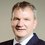 Darrel Strobel, Managing Director of MEP Engineering, Design Division at KEO International Consultants