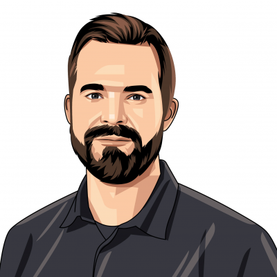 Bryan Taylor, Founder and  Creative Director at Drawn