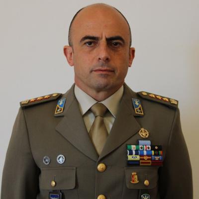 Colonel Giorgio Cozzolino