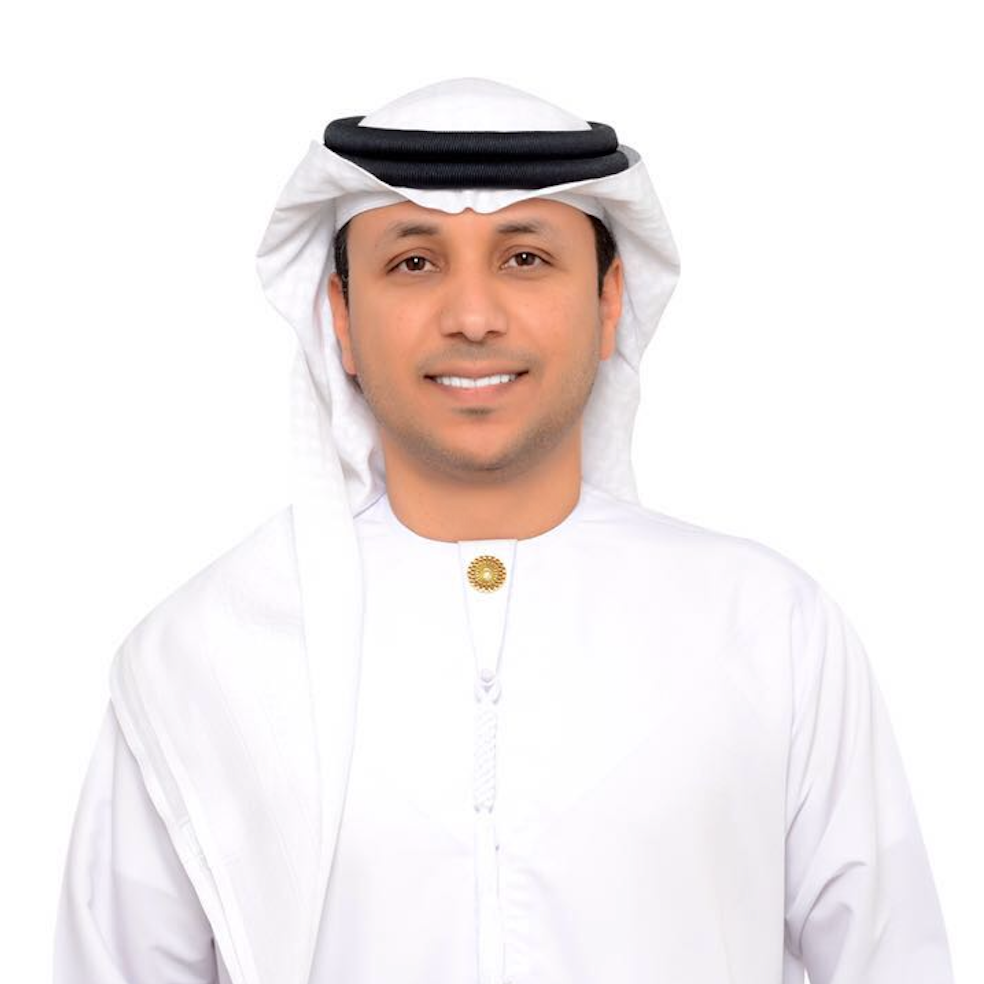 Marwan Bin Haidar, Executive Vice President - Innovation and The Future at DEWA