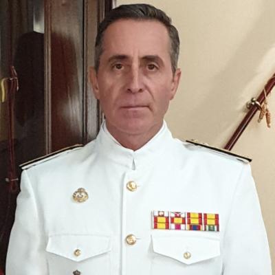 Rear Admiral José Lago Ochoa
