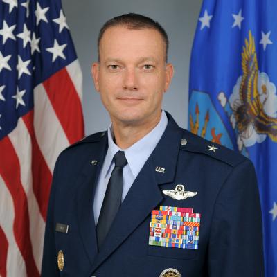 Brigadier General Lance Bunch (Ret.)