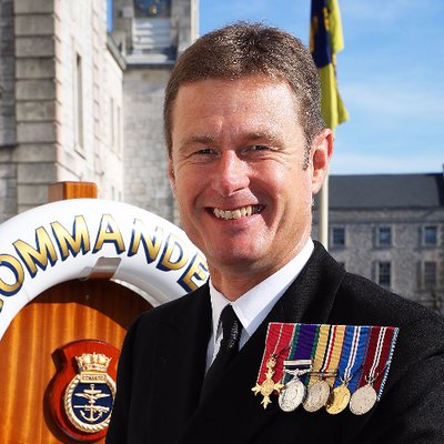 Rear Admiral Andrew Burns OBE