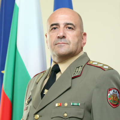 Lieutenant General Dimitar Iliev, Deputy Chief of Defence at Ministry of Defence of the Republic of Bulgaria