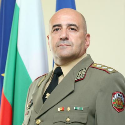 Lieutenant General Dimitar Iliev