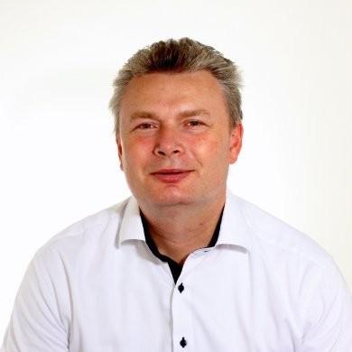 Ales Drabek, Chief Digital & Disruption Officer at Conrad Electronics SE