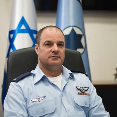 Brigadier General Amnon Ein Dar