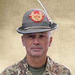 Lt General Giorgio Battisti (Ret)