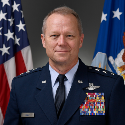 Lieutenant General Mark D. Kelly