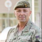 Brigadier Frazer Michael Lawrence OBE QCVS