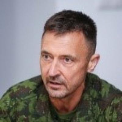 Colonel Romualdas Petkevicius