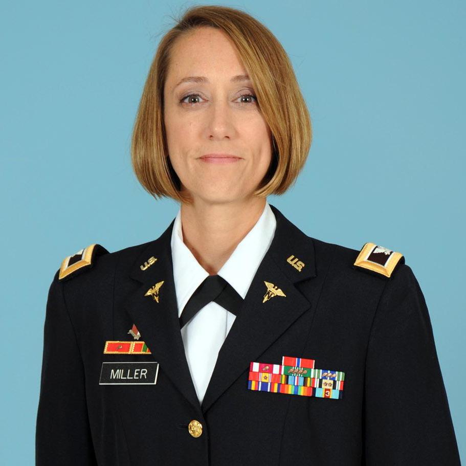 Colonel Lisa E. Miller
