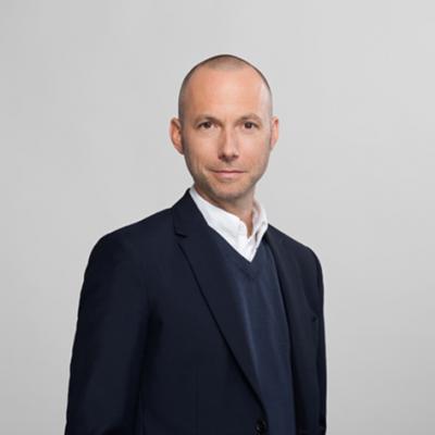 Mirko Caspar, Managing Director at Mister Spex