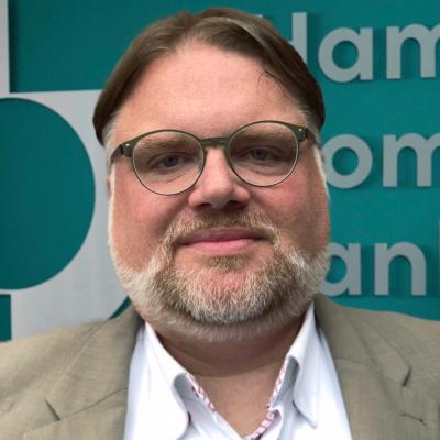 Ronald Vetter, Head of Data Governance at Hamburg Commercial Bank