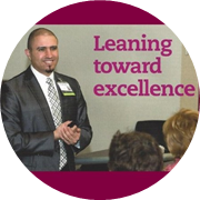 Mohamed Saleh, Director Operational Excellence and Senior Lean Sensei at Hartford Healthcare