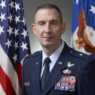 Brigadier General Aaron Prupas