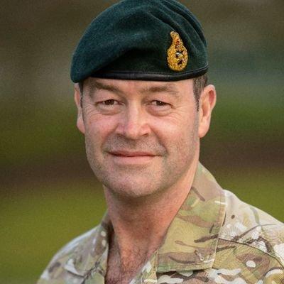 General Patrick Sanders  CBE DSO ADC