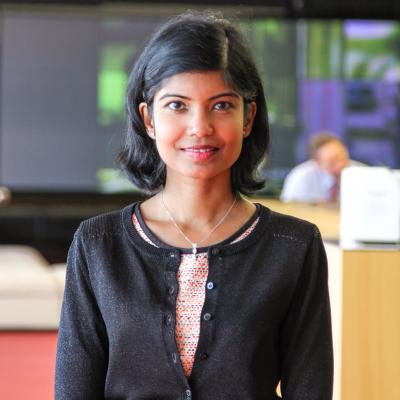 Kaushalya Somasundaram, MD, Head of Fintech Partnerships at HSBC