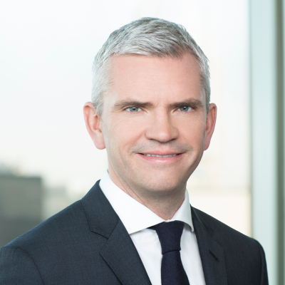 Paul Hamill, Global Head of Fixed Income, Currencies and Commodities at Citadel Securities