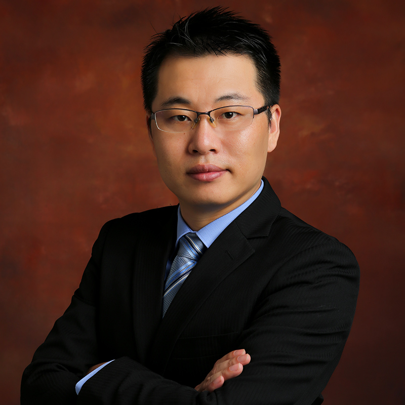 Dr. Frank Guan, Associate Director at Nanyang Technological University