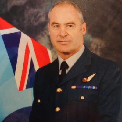 Group Captain (Ret'd) Paul J Taylor