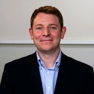 Gavin Carey, Head of Enterprise EMEA at Refinitiv