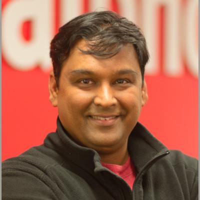 Ashish Chordia, CEO at Alphonso