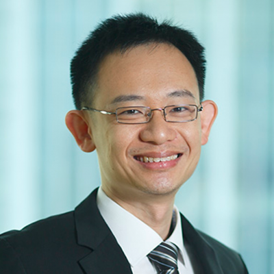Glenn Seah, Head Legal, Compliance and Corporate Secretariat at Singapore Exchange Limited (SGX)